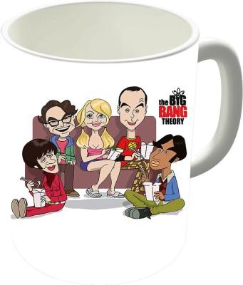 The Fappy Store Big Bang Theory Ceramic Mug