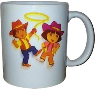 Exxact You n Me Ceramic Mug