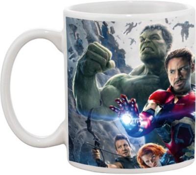 Goonlineshop The Avengers Ceramic Mug