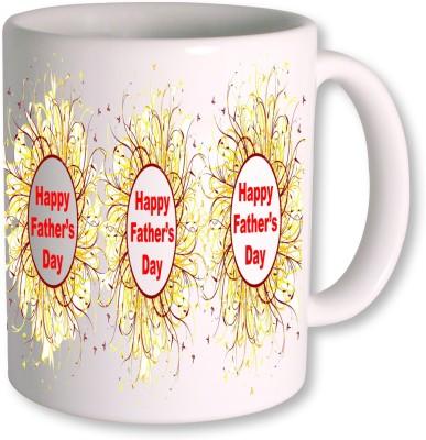 PhotogiftsIndia Happy Fathers Day 083 Ceramic Mug