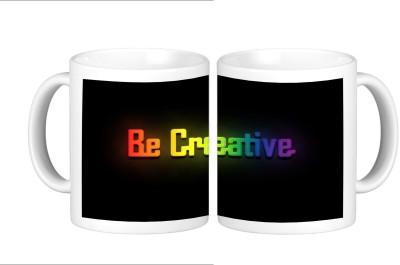 Shopmillions Be Creative Ceramic Mug