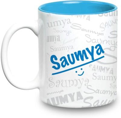 Hot Muggs Me Graffiti  - Saumya Ceramic Mug