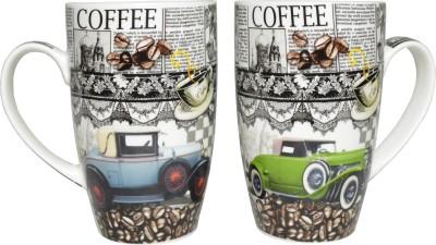 Neos Bean Car Ceramic Mug