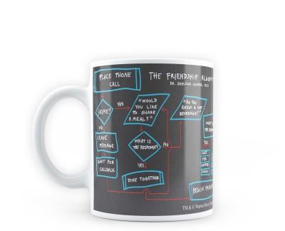 MC SID RAZZ BBT - The Friendship Algorithm Ceramic Mug
