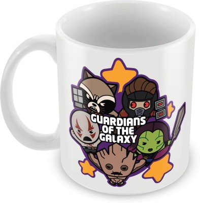 Posterboy Guardians of the galaxy - team (Officially Licensed) Ceramic Mug