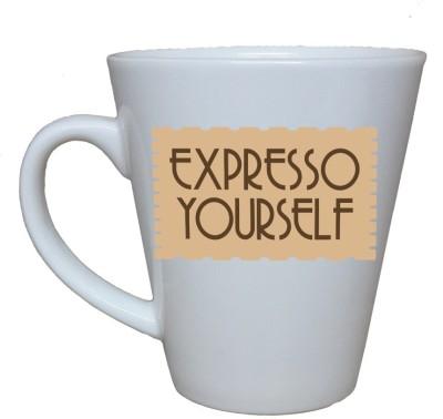 Thelostpuppy Expressosmg Ceramic Mug