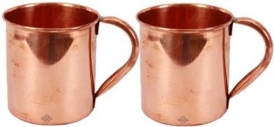 Indian Art Villa IAV-C-2-108A Copper Mug