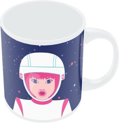 PosterGuy You Are My Universe Art Illustration Porcelain Mug