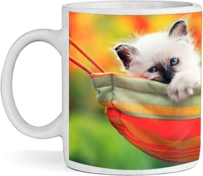 SBBT Cute Kitty Cat Ceramic Mug