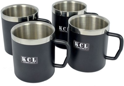 KCL Melamine Stainless Steel Mug