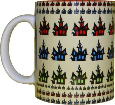 CreativesKart HUT Ceramic Mug