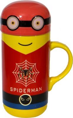 Satyam Kraft Spiderman Minion  Big Size - 400ml Ceramic Mug