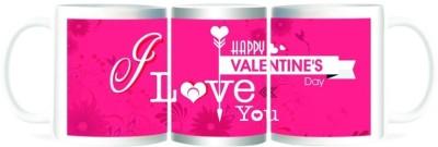 Refeel Gifts Happy Valentines Day - I Love You Ceramic Mug