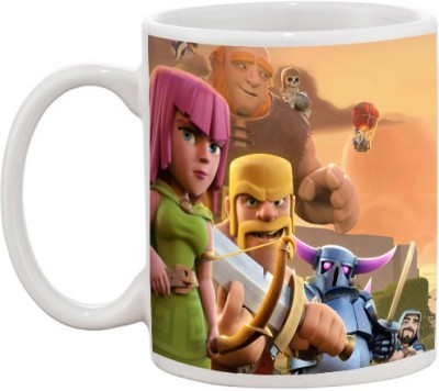 GOS Clash - 04 Ceramic Mug