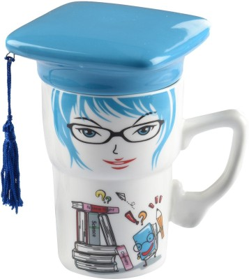 DRL Graduate Coffee 2 Porcelain Mug