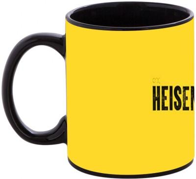 Shopmania Designer Printed BLK-21 Coffee Ceramic Mug
