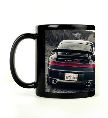 Rockmantra Porsche Carrera Ceramic Mug