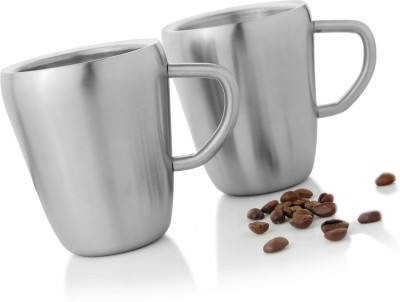 Mosaic Qute Stainless Steel Mug