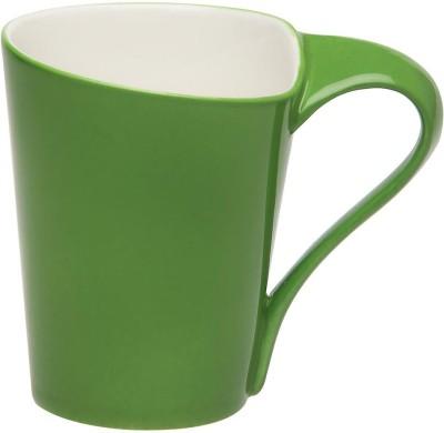 IVY by Home Stop Vileroy  Green Bone China Mug