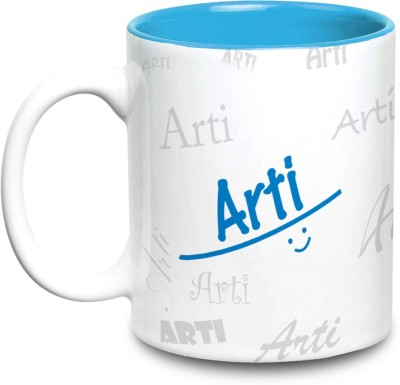Hot Muggs Me Graffiti  - Arti Ceramic Mug