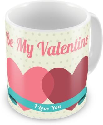 Indian Gift Emporium Be My Valentine Cute Designer Graceful Coffee  505 Ceramic Mug