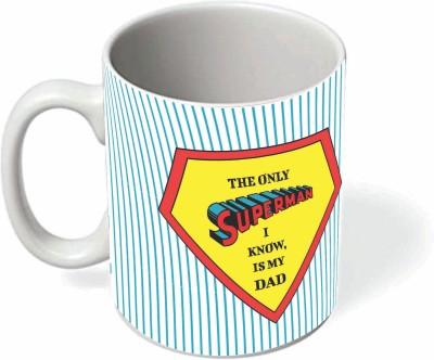 Printelligent father's day design gift 6 Ceramic Mug