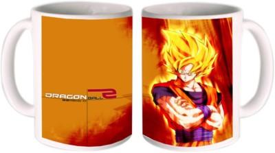 Shopmillions Dragon Ball Z Ceramic Mug