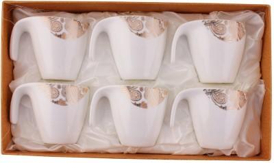 White Gold 3106-124g Porcelain Mug
