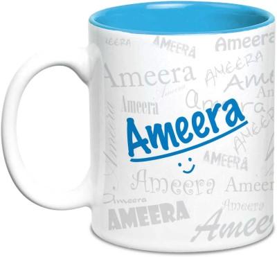 Hot Muggs Me Graffiti - Ameera Ceramic Mug