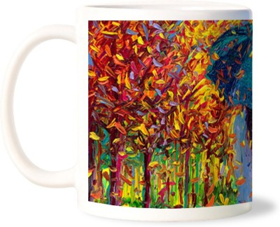Lovely Collection Autumn Ceramic Mug
