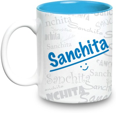 Hot Muggs Me Graffiti  - Sanchita Ceramic Mug