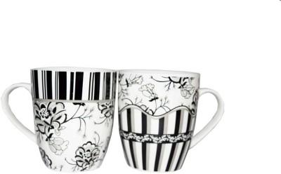 SNYTER Black & White  Set Ceramic Mug