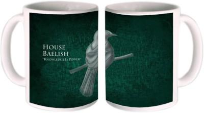 Shopmillions House Baelish Ceramic Mug