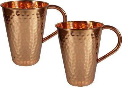 AsiaCraft MOSCOWMUG020-2 Copper Mug