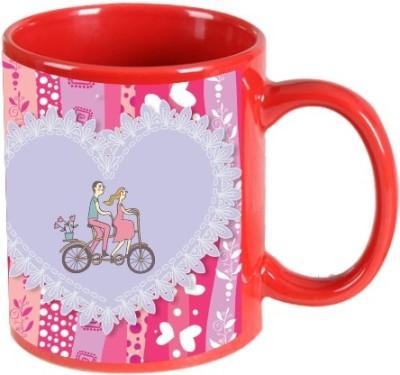 Printland Be My Ride Valentine Day PMR5042 Ceramic Mug