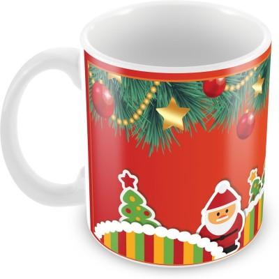 Fashion Envoy Alluring Christmas Ceramic Mug