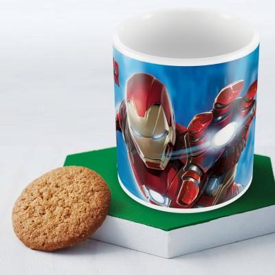 Marvel Civil War-Iron Man action Officially Licensed (pack of 1) Ceramic Mug