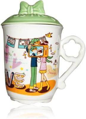 DRL DRL Love TV  Porcelain Mug