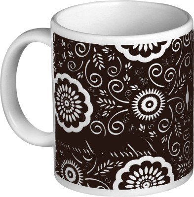 Tantra Indian Summer Ceramic Mug