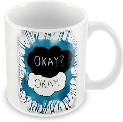 AKUP okay-okay Ceramic Mug