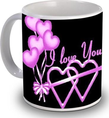 PSK I Love You H183 Ceramic Mug