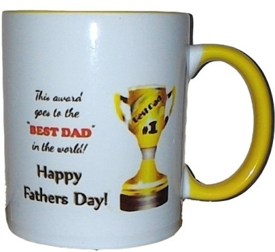 Exxact Best Dad Ceramic Mug