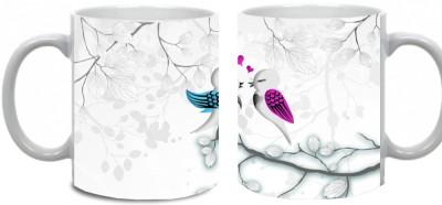 OHS Love Valentine Day Ceramic Mug