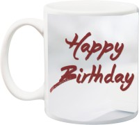 IZOR gift for happy Birthdat;Mammy/Mom/Dad/Father/Sister/Brother/Friend/Anty/Unkal,H B,dayPrinted Ceramic Mug
