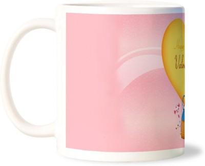 Lovely Collection Valentines Day Celebrations Ceramic Mug