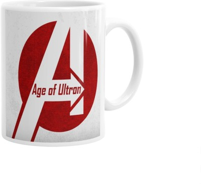 Hainaworld Age of Ultron Coffee  Ceramic Mug