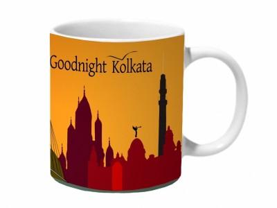 Mooch Wale Goodnight Kolkata Ceramic Mug