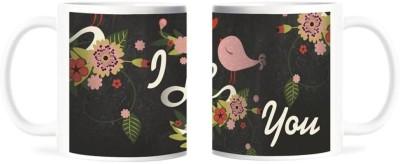 Refeel Gifts I Love You Ceramic Mug