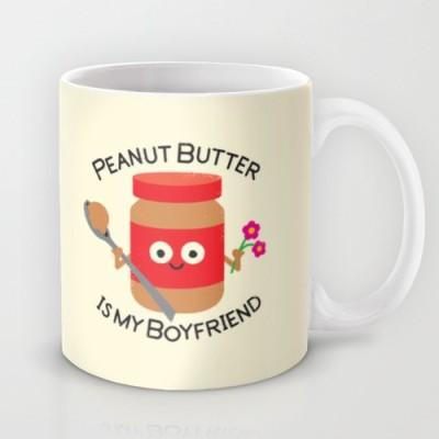 Astrode Don,t be Jelly Ceramic Mug