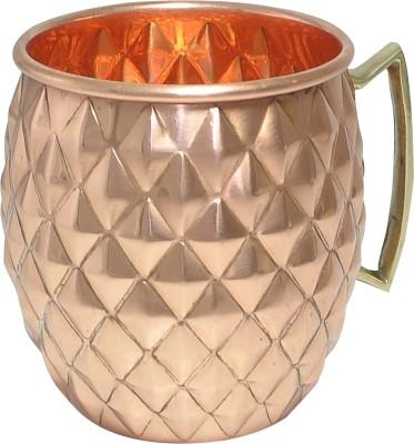 Dakshcraft Copper Drinkware Copper Mug